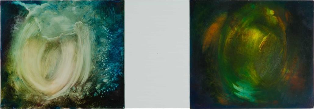 Nr.5 | 97 x 34 cm | z.t. |olieverf | 3 panelen | 2016
